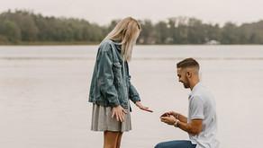 Winter Park Proposal | Tyler + Kacie