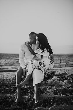 Tampa Engagement Photoshoot
