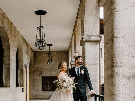 Wedding at The White Room, Saint Augustine