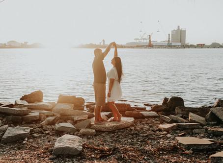 Sunrise Tampa Bay Engagement | Florida