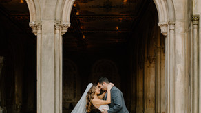 New York City Elopement in Central Park