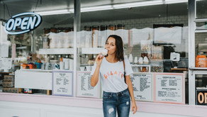 Tampa Blogger Photoshoot | Ice Cream Shop