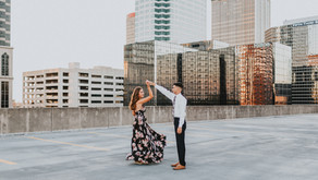 Tampa Rooftop Photoshoot