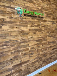 Junckers Wall Panelling