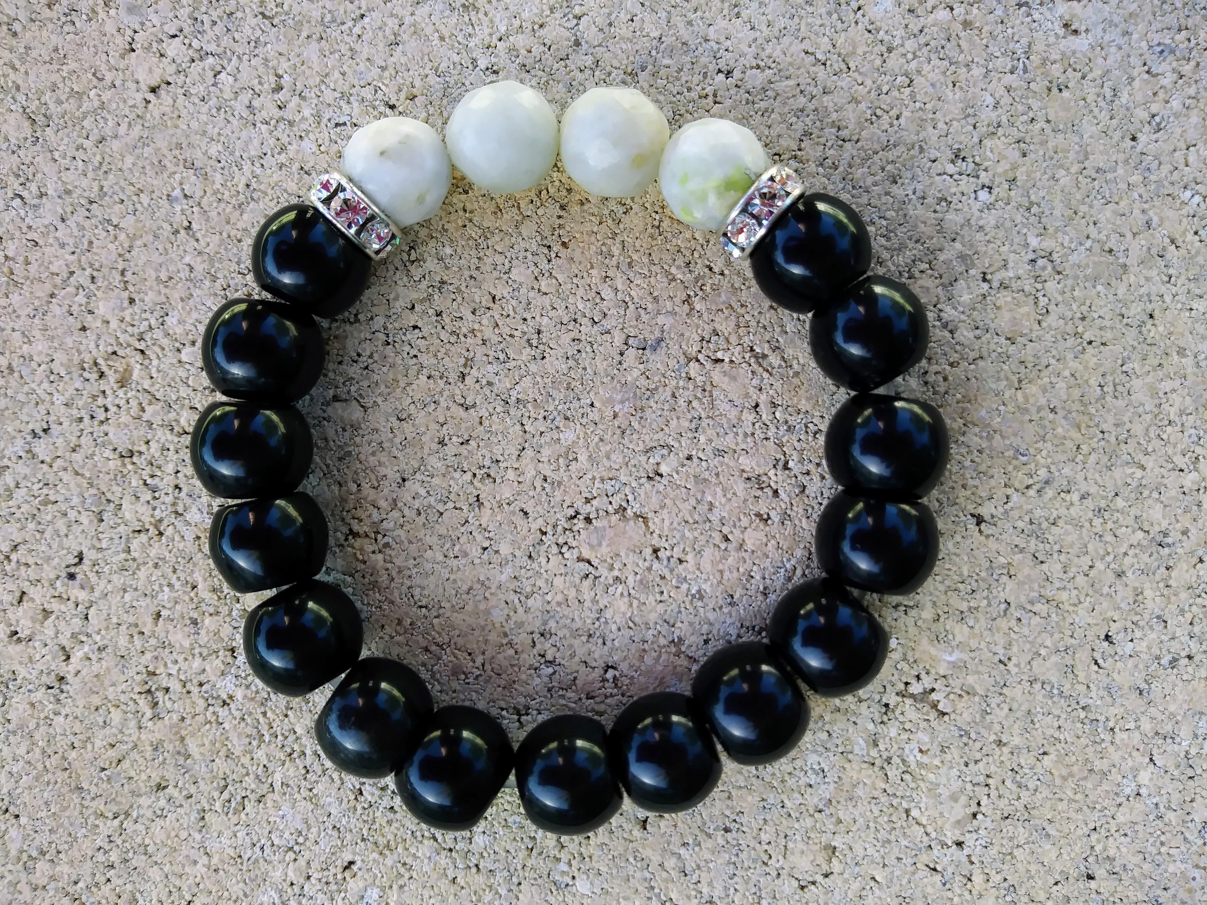 """""""Spiritual Path"""" Bracelet."""