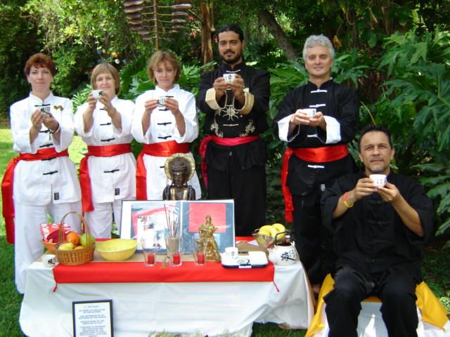 Sadana Center Baisi Tea Ceremony 2006