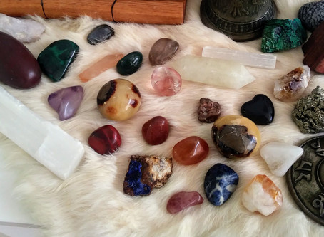 Stones that can help with studying, memory & mental focus.