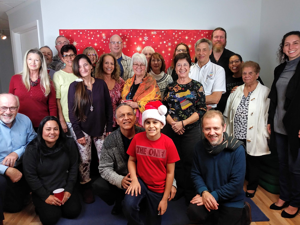 Sadana Center Holiday Party December 2019
