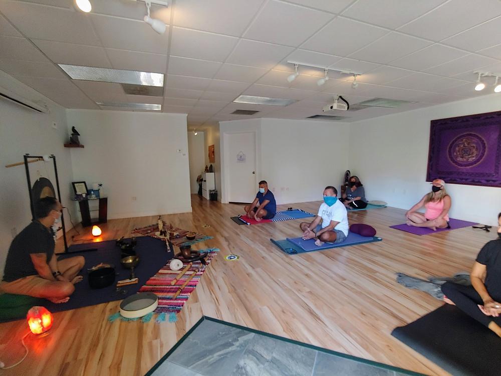 Spiritual Awakening Meditation at Sadana Center