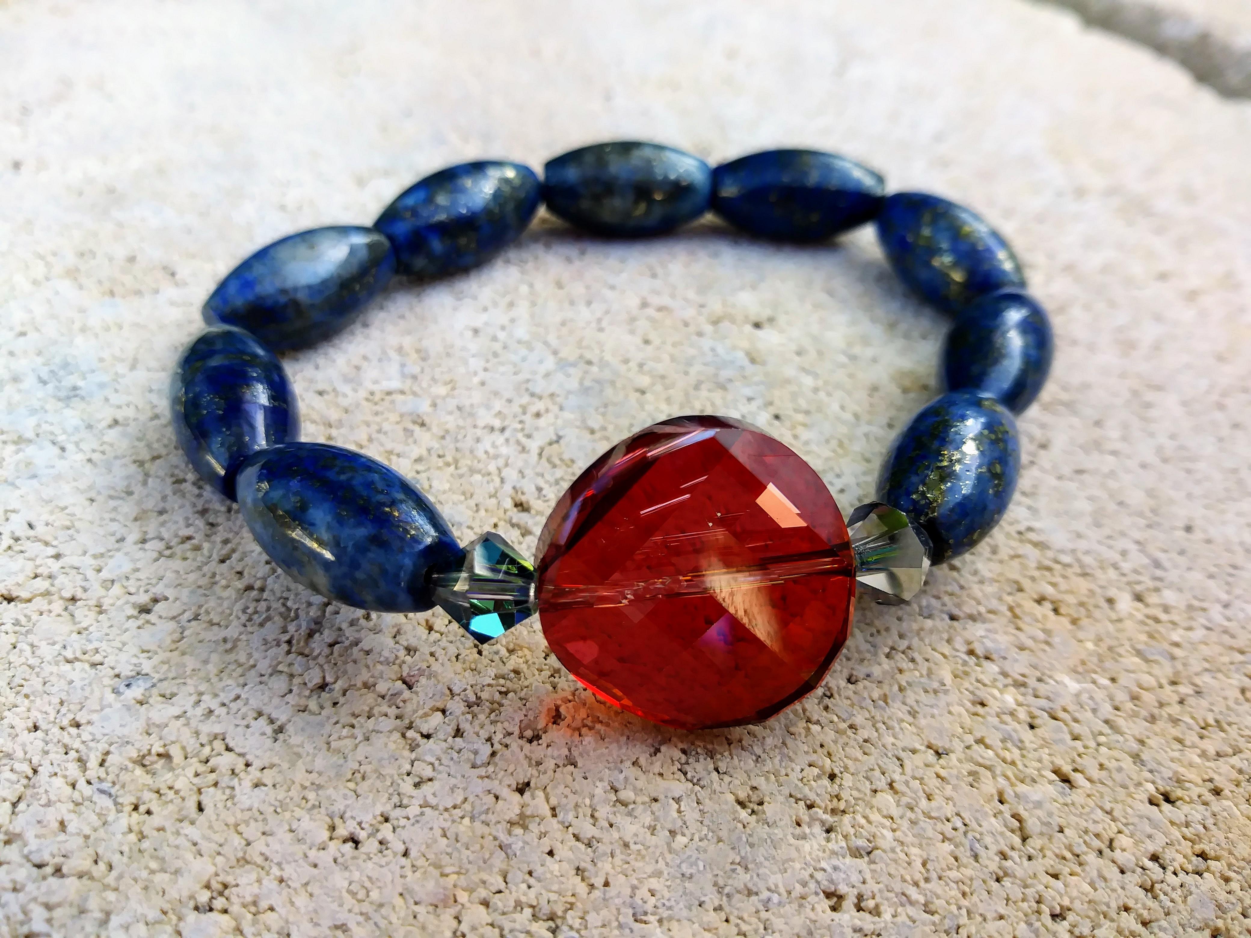 "Lapis Lazuli ""Charge of Life"""