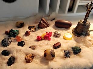 Reiki with Crystals Therapy & Aromathera