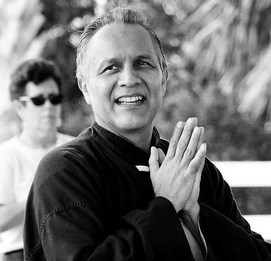Sadana Center Master Shifu Orlando Schiaffino