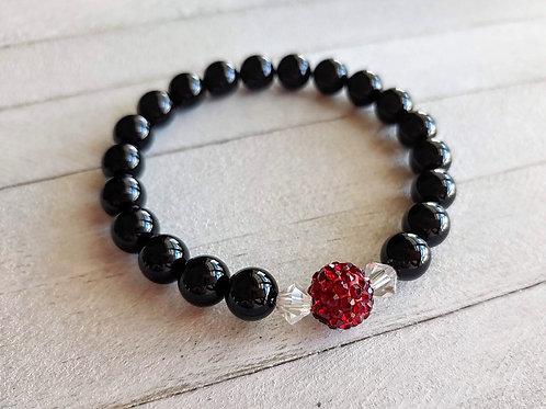 Onyx Grief Relief Bracelet