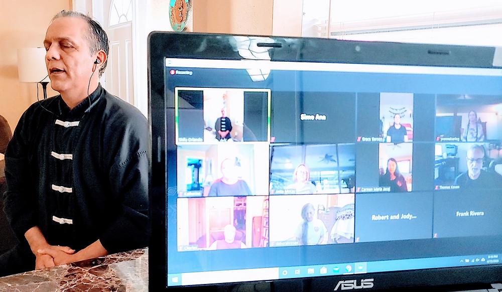 Sadana Center online qigong classes
