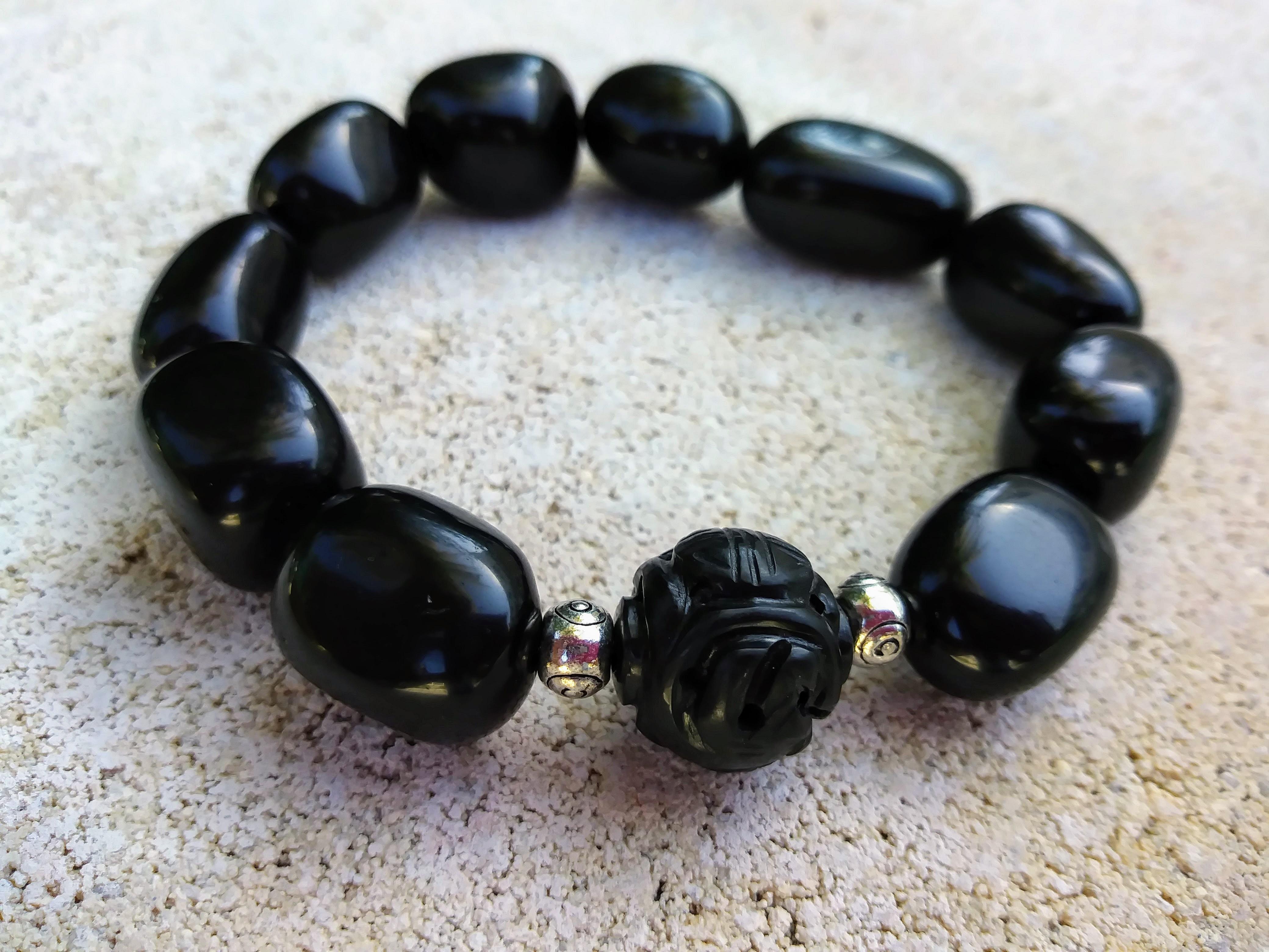"""Obsidian """"Deep Soul Healing"""""""