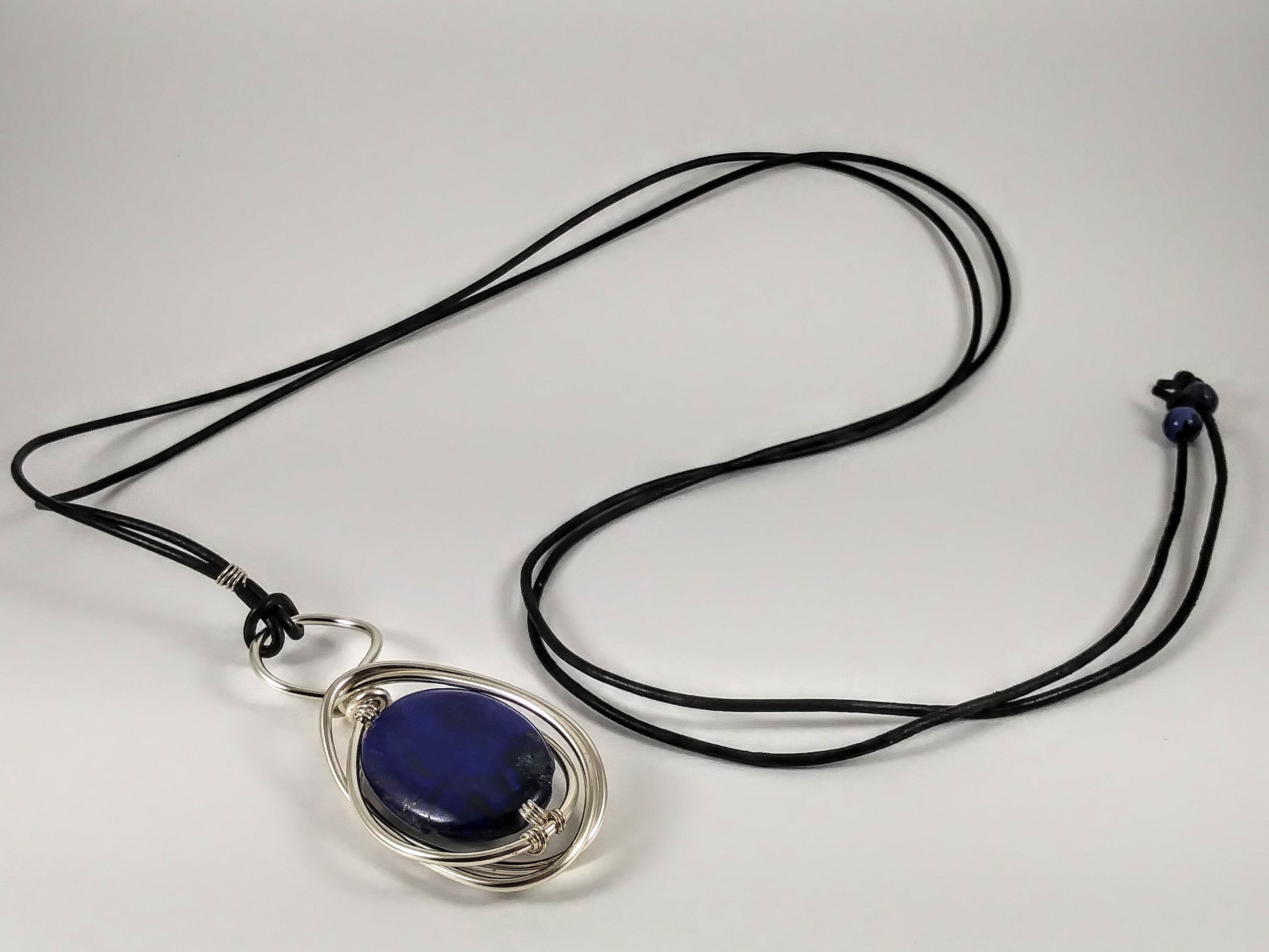 "Lapis Lazuli ""Deep Peace Ocean"""