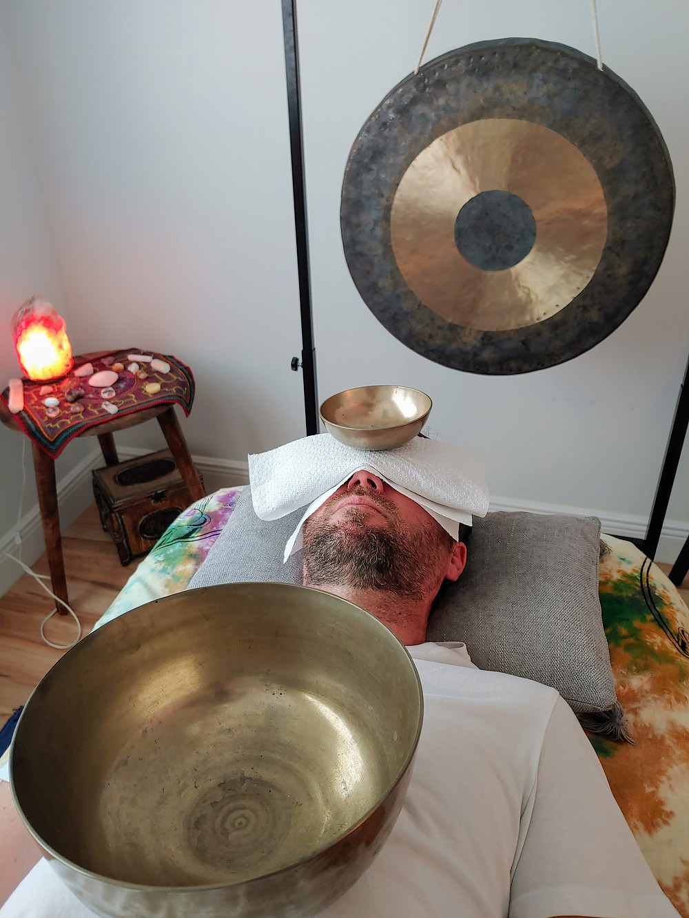 Sound Therapy Sadana Center