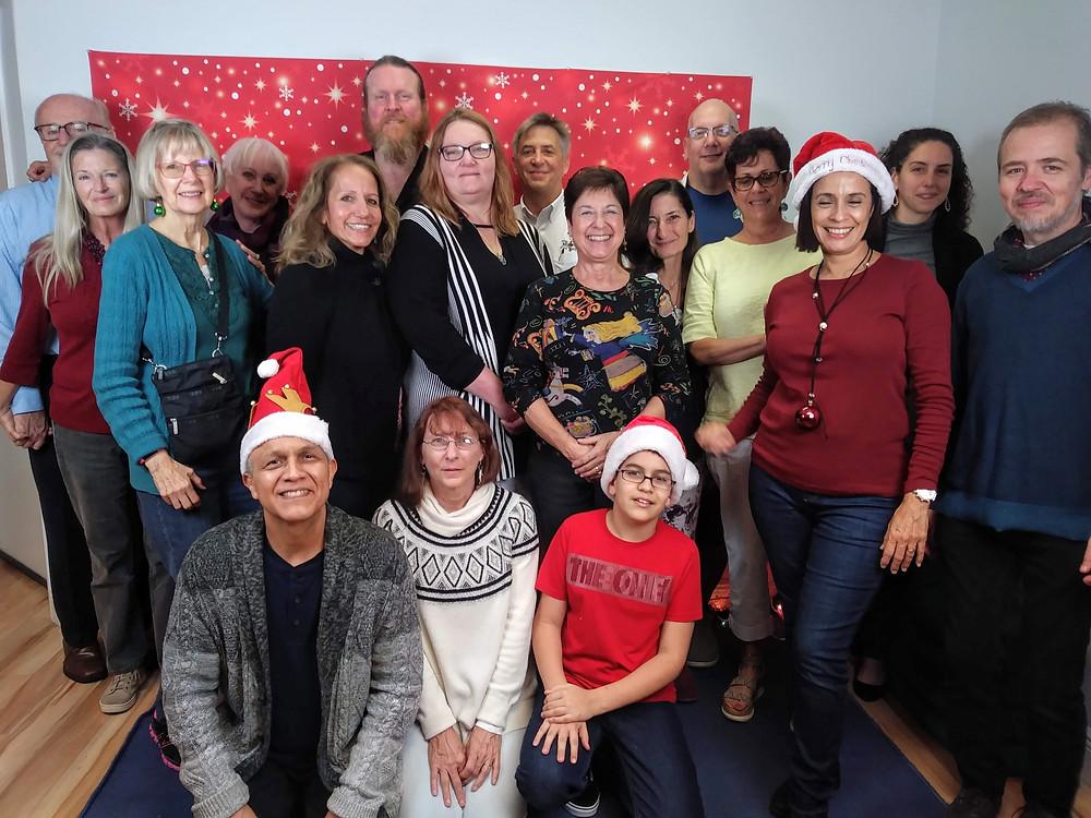 Sadana Center Potluck Holiday Party 2019