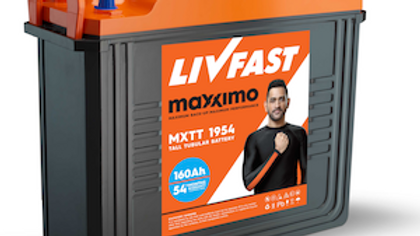 Livfast Maxximo MXTT-1954