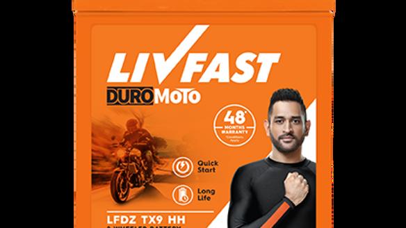 DuroMoto LFDZ TX9 HH