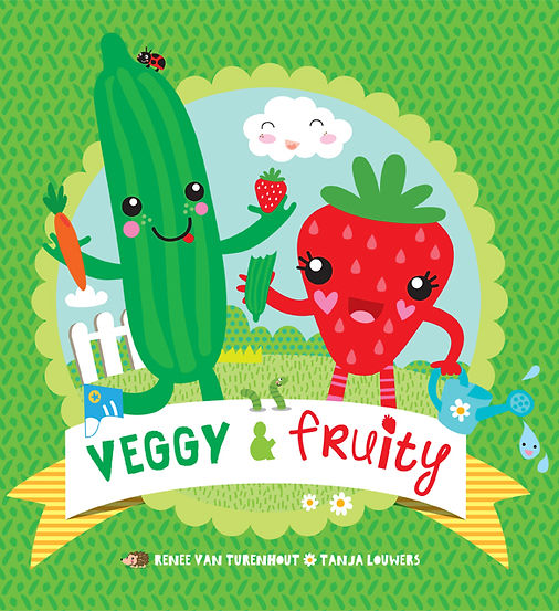 Veggy & Fruity Cover