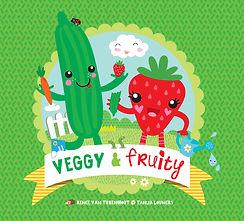 Veggy & Fruity Cover