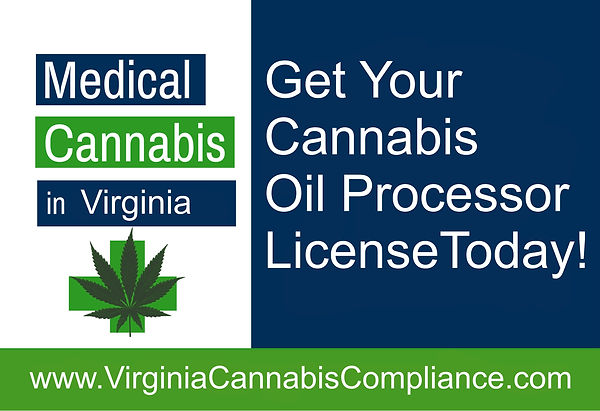 Virginia Cannabis - Marijuana Oil Licensing & Compliance