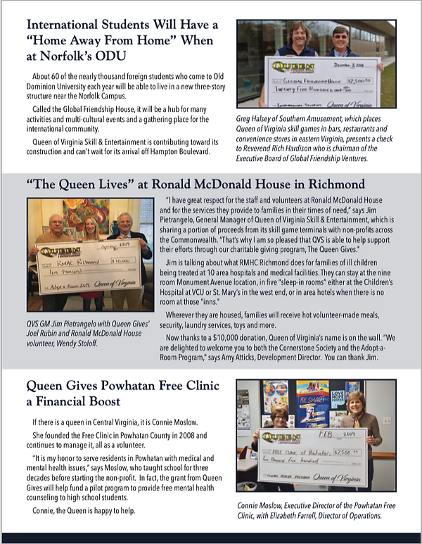 The Queen Gives - Winter 2019 - Page 2.p