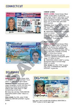 Fake ID Checking Guide