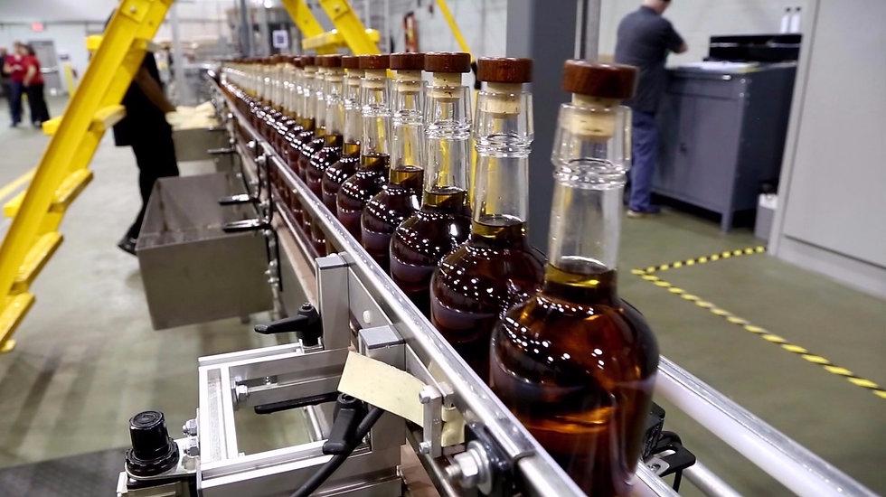Liquor Bottling - Distillery Compliance.
