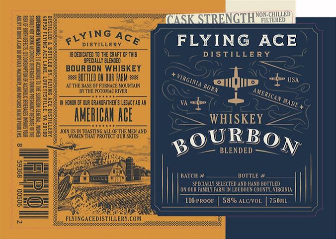 Flying  Ace Cask Strength Bourbon.jpg