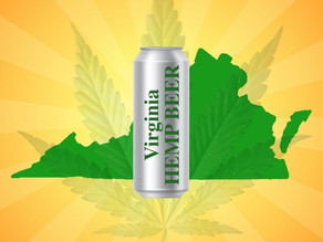Hemp is Legal, So Where is My Cannabis Beer?