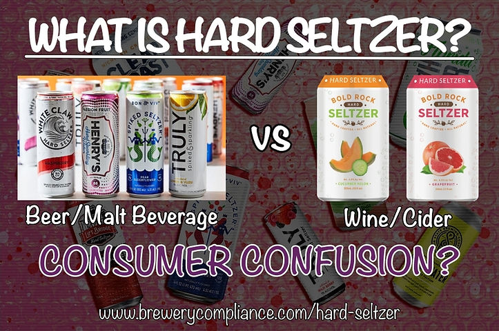 What is Hard Seltzer