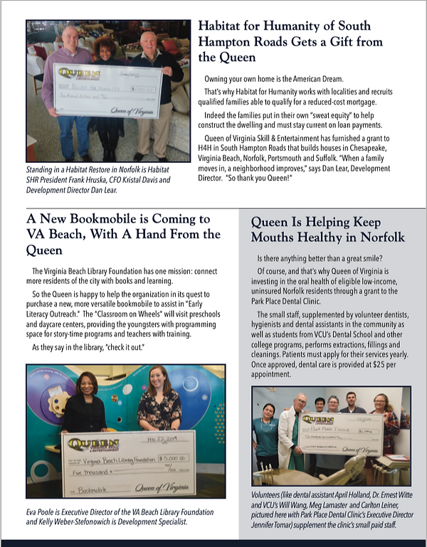 The Queen Gives - Winter 2019 - Page 3.p