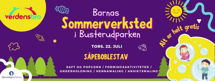 Copy of Barnas sommerverksted FB Cover.m