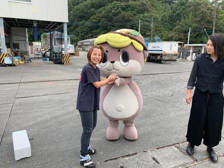 しんじょう君!in小島水産
