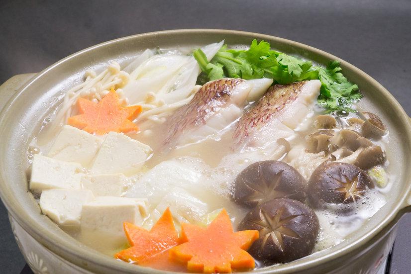 乙女鯛 鍋セット