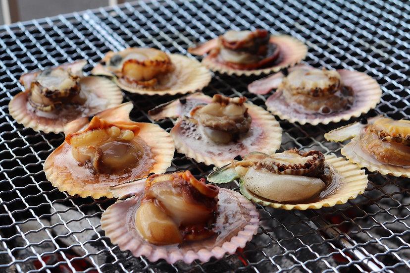 肉厚!長太郎貝(冷凍)(焼き用)