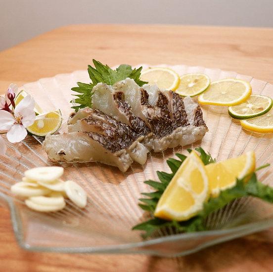 とっても美味しい!乙女鯛の藁焼きタタキ(冷凍)