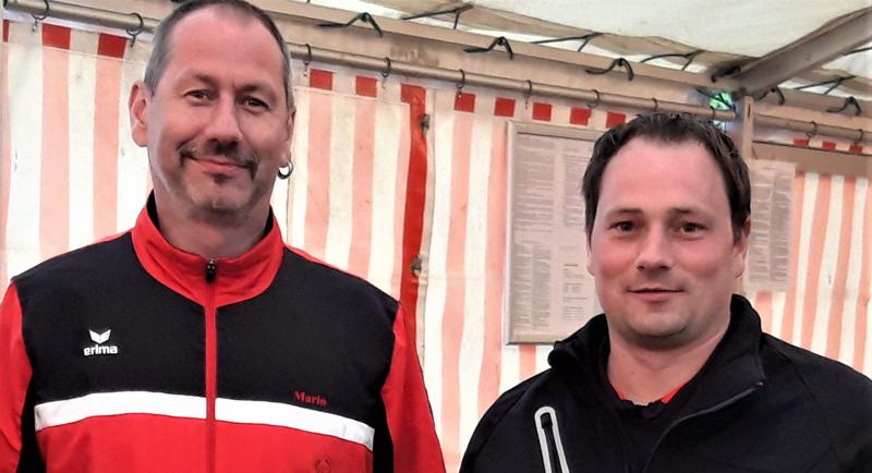 Duo offen am 12.05.2019 in Donaueschingen ESC Schömberg: Platz 3
