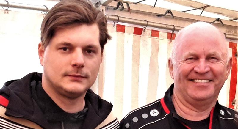 Duo offen am 12.05.2019 in Donaueschingen ESC Langenargen 2: Platz 2