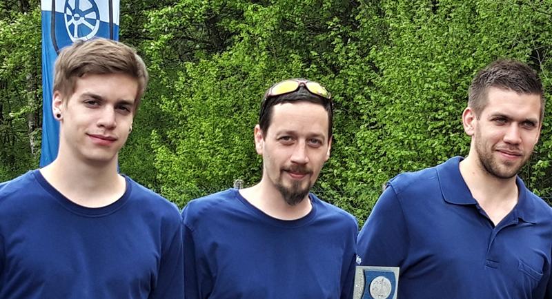 Grümpelturnier am 18.05.2019 Bedrunka+Hirth: Platz 2