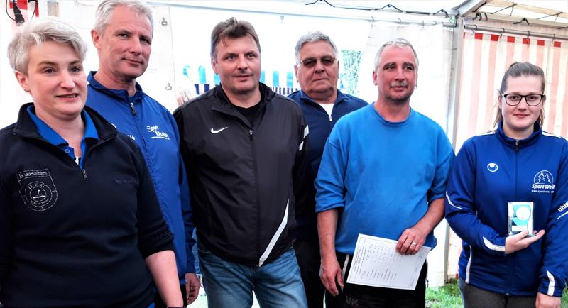 Mannschaft offen am 12.05.2019 in Donaueschingen ESG Mönchweiler: Platz 3