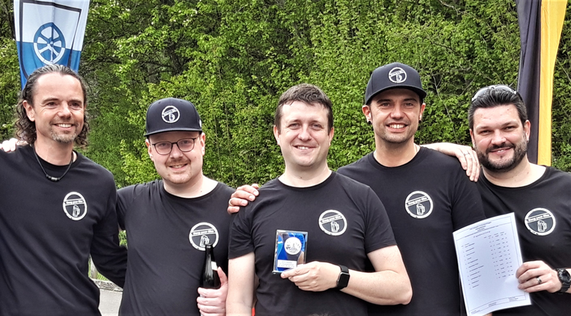 "Grümpelturnier am 18.05.2019 ""Bang your glas"": Platz 3"