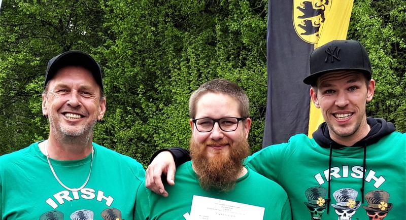 "Grümpelturnier am 19.05.2019 ""Irish Pub 1"": Platz 3"