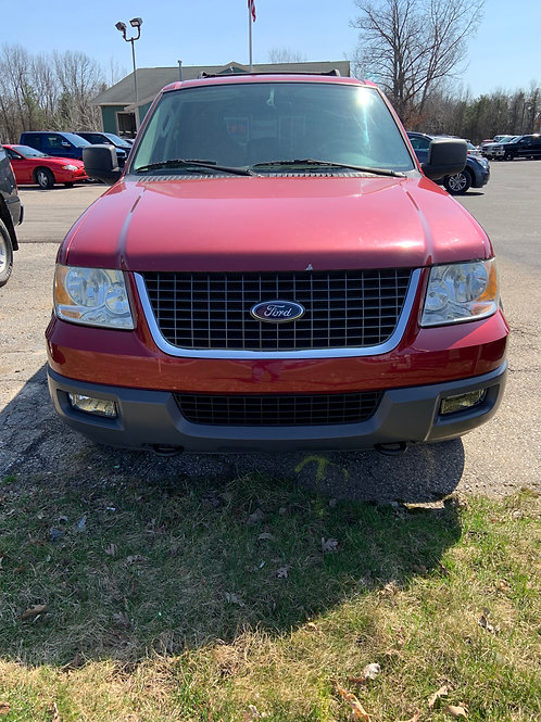 2005 FORD EXPEDITION XLT 5.4 V8 4WD 191K Miles 3rd ROW SEAT TOW PACKAGE