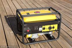 Portable Diesel Generator for NTU