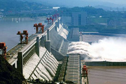 Rubber Fender for Three Gorges Dam