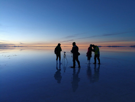 Highlights of Salar de Uynui-B (esta pic