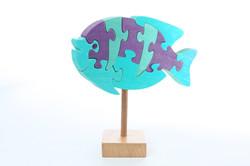Blue Fish enigma
